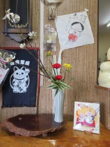 神野早希甫先生の花
